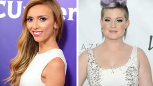 """Giuliana Rancic Thinks Kelly Osbourne's Comments Are """"Pathetic"""""""