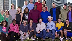 Meet the Amazing Race 16 Cast