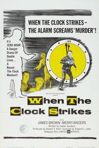 When the Clock Strikes as Postman