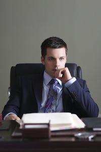 Nick Jandl as Dr. Caleb Rand