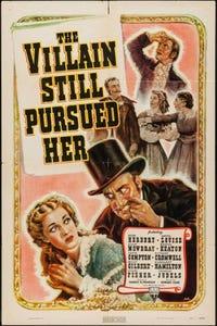 The Villain Still Pursued Her as Mrs. Wilson the Heroine's Loving Mother