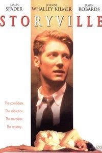 Storyville as Peter Dandridge