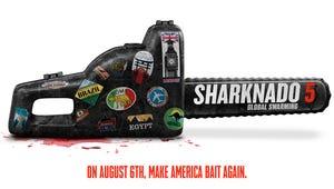 Sharknado 5's Cameos Are a D-List Dream