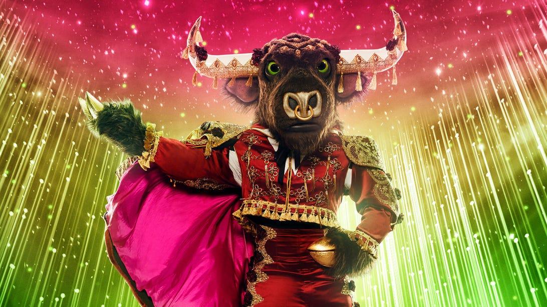 The Bull, The Masked Singer