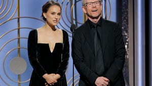 Golden Globes: Natalie Portman Goes Off-Script to Call Out Sexism