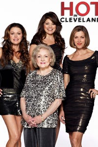 Hot in Cleveland as Herself