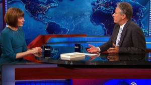 VIDEO: Jon Stewart Eviscerates Judith Miller's Iraq Reporting on The Daily Show