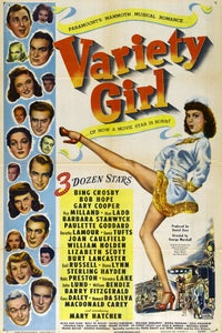 Variety Girl as Herself
