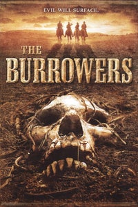 The Burrowers as Clay