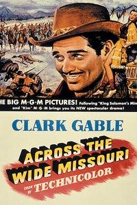 Across the Wide Missouri as Flint Mitchell