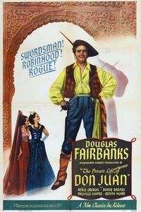 The Private Life of Don Juan as Roderigo
