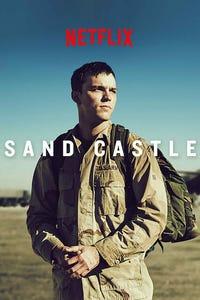 Sand Castle as Captain Syverson