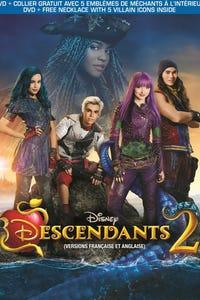 Descendants 2 as Mal