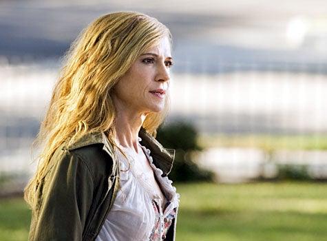 "Saving Grace - Season 2, ""The Heart of a Cop"" - Holly Hunter as Grace"
