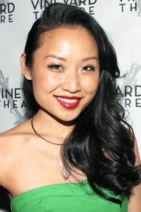 Li Jun Li as Iris Chang