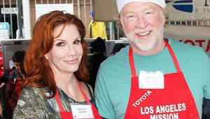 Melissa Gilbert and Timothy Busfield Engaged