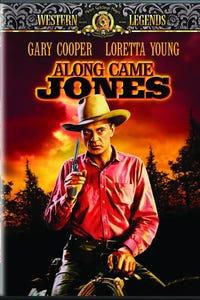 Along Came Jones as Cherry de Longpre