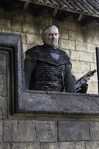 Clive Russell as David Abaline