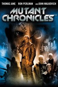 Mutant Chronicles as Samuel