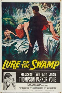 Lure of the Swamp as Henry Bliss