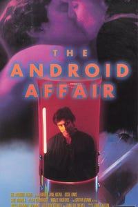 The Android Affair as Karen