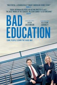 Bad Education as Debra Rigano