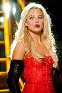 Brianne Davis as Abby