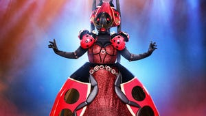 The Masked Singer's Ladybug Says the Lindsay Lohan Shade Was Just to Throw People Off