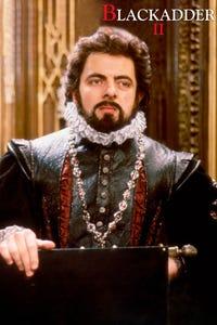 Blackadder II as Simon Partridge
