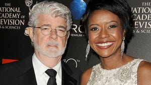 Star Wars' George Lucas Marries in Star-Studded Celebration