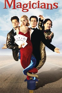 Magicians as Max