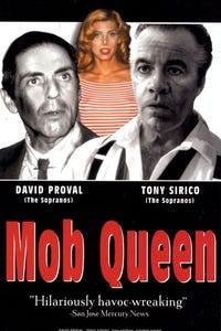 Mob Queen as George Gianfranco