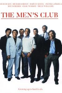 The Men's Club as Solly Berliner