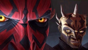 Darth Maul Returns! Sam Witwer Goes to the Dark Side in Star Wars: The Clone Wars
