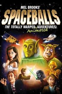 Spaceballs: The Animated Series as Dark Helmet