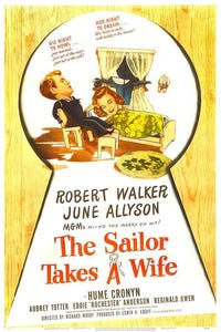The Sailor Takes a Wife as Harry