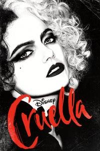 Cruella as Cruella De Vil