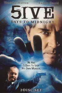 Five Days to Midnight as Carl Axelrod