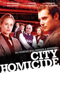City Homicide as Bernice Waverley