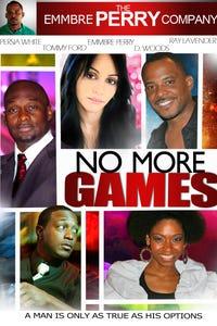No More Games as Morgan