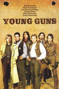Young Guns as Chavez