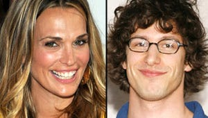 Molly Sims Was Hot to Help Samberg with Racy SNL Vid