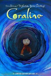 Coraline as Mr. Bobinsky