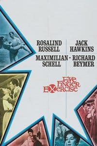 Five Finger Exercise as Stanley Harington