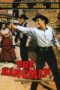 The Hangman as Sheriff Buck Weston
