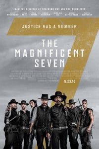 The Magnificent Seven as Emma Cullen
