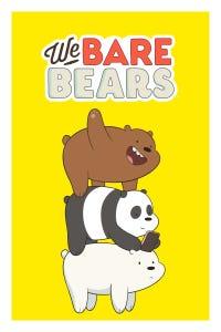 We Bare Bears as Nom Nom