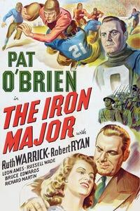 The Iron Major as Robert 'Bob' Stewart