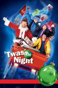 'Twas the Night as Nick Wrigley