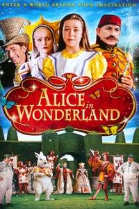Alice in Wonderland as Cheshire Cat